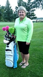 Dawn Hughes Golf 2015